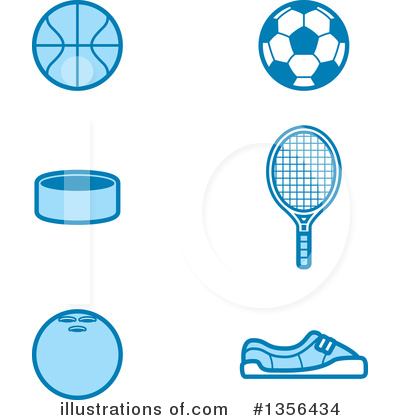 Tennis Clipart #1356434 by Cory Thoman