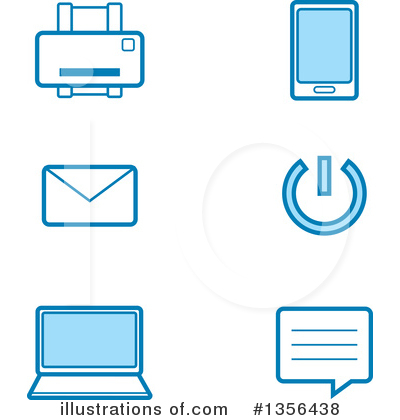 Smart Phone Clipart #1356438 by Cory Thoman