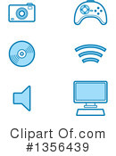 Royalty-Free (RF) Icon Clipart Illustration #1356439