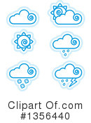 Royalty-Free (RF) Icon Clipart Illustration #1356440