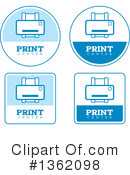 Icon Clipart #1362098 by Cory Thoman