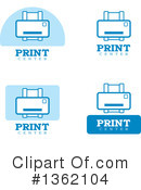 Royalty-Free (RF) Icon Clipart Illustration #1362104