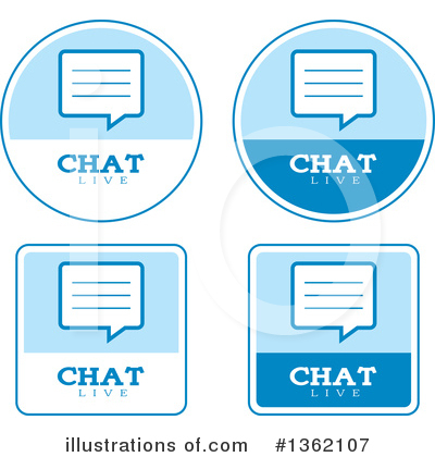 Royalty-Free (RF) Icon Clipart Illustration by Cory Thoman - Stock Sample #1362107