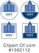 Royalty-Free (RF) Icon Clipart Illustration #1362112