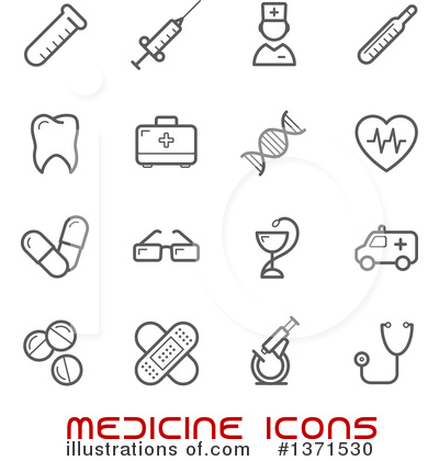 Caduceus Clipart #1371530 by Vector Tradition SM