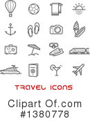 Royalty-Free (RF) Icon Clipart Illustration #1380778