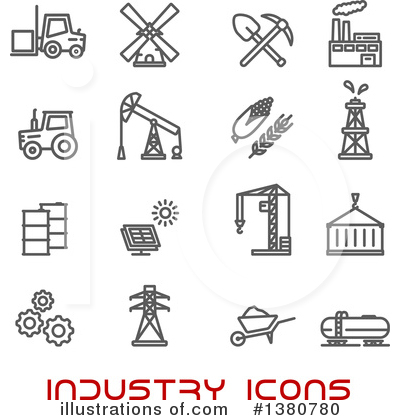 Truck Clipart #1380780 by Vector Tradition SM