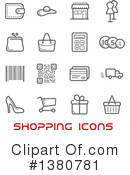 Royalty-Free (RF) Icon Clipart Illustration #1380781