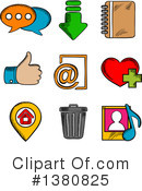 Icon Clipart #1380825 by Vector Tradition SM