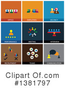 Icon Clipart #1381797 by ColorMagic