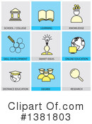 Icon Clipart #1381803 by ColorMagic