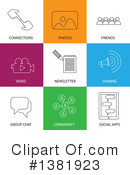 Icon Clipart #1381923 by ColorMagic