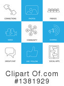Icon Clipart #1381929 by ColorMagic