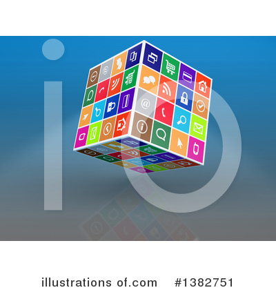 Royalty-Free (RF) Icon Clipart Illustration by MacX - Stock Sample #1382751