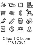Icon Clipart #1617361 by Vector Tradition SM