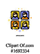 Icon Clipart #1692334 by elena