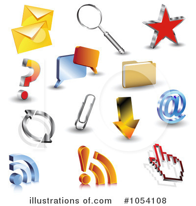 Icon Clipart #1054108 by vectorace