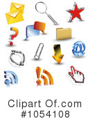 Icons Clipart #1054108 by vectorace