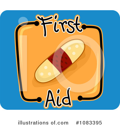 First Aid Clipart #1083395 by BNP Design Studio