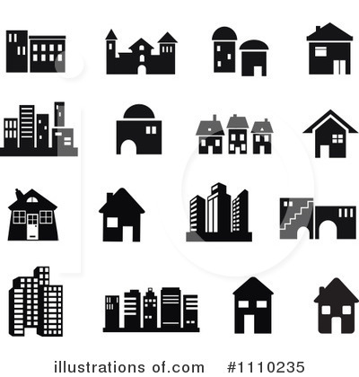 Royalty-Free (RF) Icons Clipart Illustration by Prawny - Stock Sample #1110235