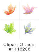 Royalty-Free (RF) Icons Clipart Illustration #1116206