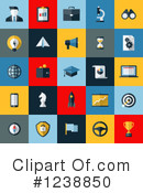 Icons Clipart #1238850 by elena