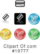 Icons Clipart #19777 by AtStockIllustration