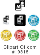 Icons Clipart #19818 by AtStockIllustration