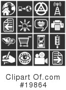 Icons Clipart #19864