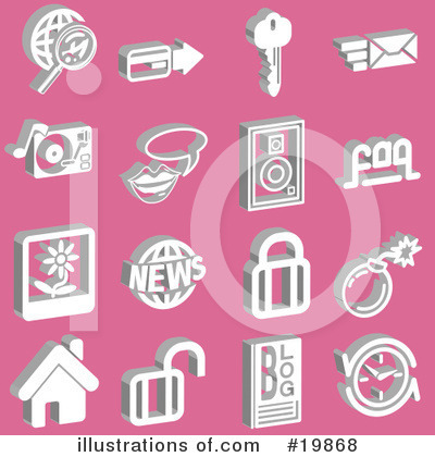 News Clipart #19868 by AtStockIllustration