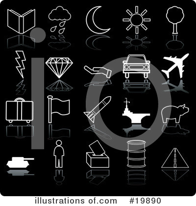 Weather Clipart #19890 by AtStockIllustration