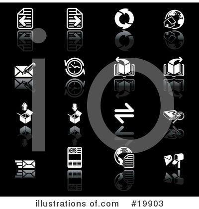 Icons Clipart #19903 by AtStockIllustration