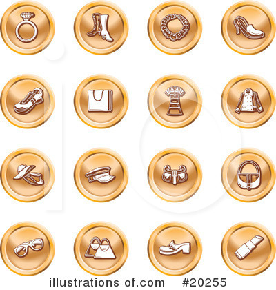 Rings Clipart #20255 by AtStockIllustration