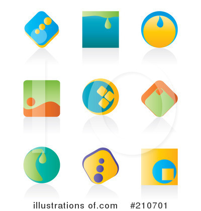 Icons Clipart #210701 by MilsiArt