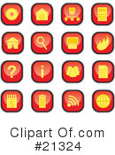 Icons Clipart #21324 by Paulo Resende