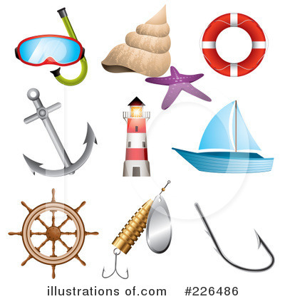 Lighthouse Clipart #226486 by TA Images