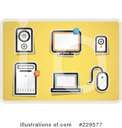 Icons Clipart #229577 by Qiun