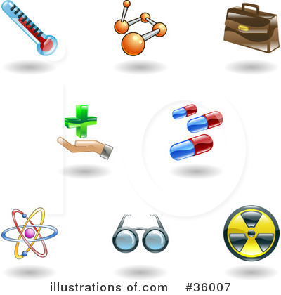 Dna Clipart #36007 by AtStockIllustration