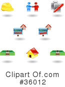 Icons Clipart #36012 by AtStockIllustration