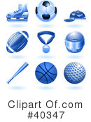 Icons Clipart #40347 by AtStockIllustration