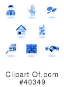 Icons Clipart #40349 by AtStockIllustration
