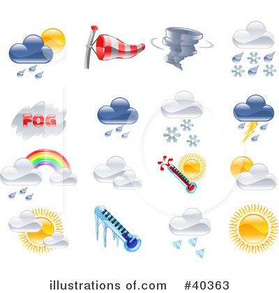 Tornado Clipart #40363 by AtStockIllustration