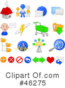 Icons Clipart #46275 by Tonis Pan