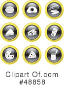 Icons Clipart #48858 by Prawny