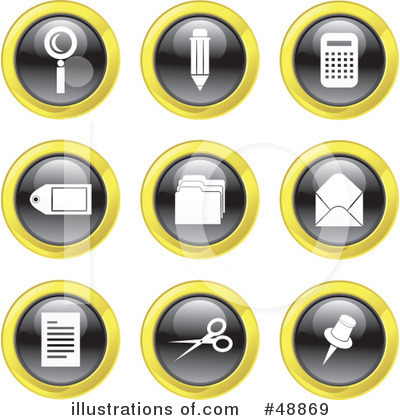 Icons Clipart #48869 by Prawny