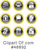 Icons Clipart #48892 by Prawny
