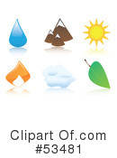 Icons Clipart #53481 by David Barnard