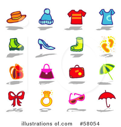Icons Clipart #58054 by NL shop