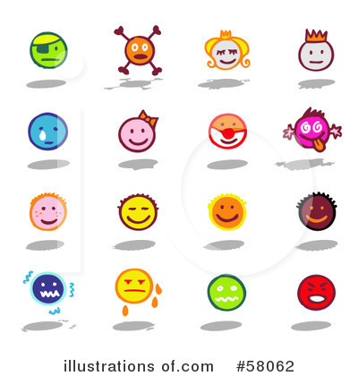 Icons Clipart #58062 by NL shop