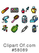 Icons Clipart #58089 by NL shop